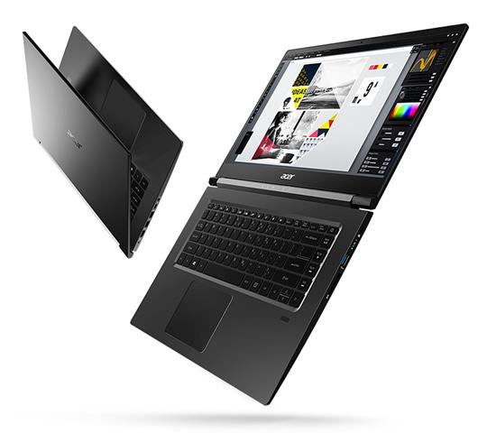 """Nauja nešiojamųjų kompiuterių serija """"Acer Aspire"""""""
