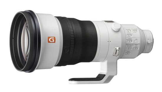 """""""Sony FE 400mm F2.8"""" – geriausias profesionalus sisteminis objektyvas"""