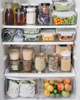 Patarimai, kaip šaldytuve maistą išlaikyti šviežią ilgiau
