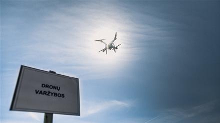 Dronų festivalis jau šį šeštadienį suburs visus bepiločių orlaivių mėgėjus