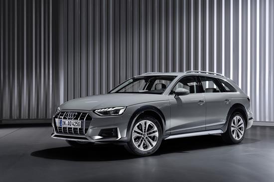 """Atnaujintas """"Audi A4"""": dar sportiškesnis ir pažangesnis"""
