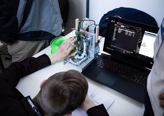 """Inovacijų paroda """"Technorama"""". KTU, Justinos Šuminaitės nuotr."""