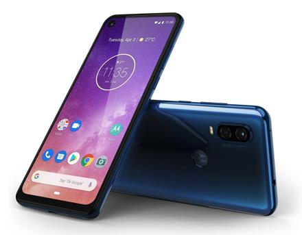 """""""Motorola One Vision"""": 21:9 ekranas su """"23skyle"""" ir 48 megapikselių kamera"""