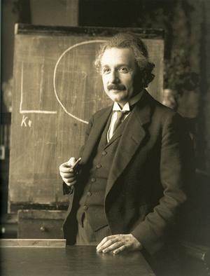 Lygiai prieš šimtą metų buvo patvirtinta reliatyvumo teorija
