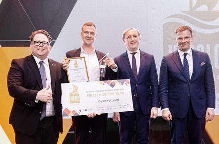 """Metų fintech: """"Ondato"""" nuskynė Vokietijos-Lietuvos verslo apdovanojimų laurus"""