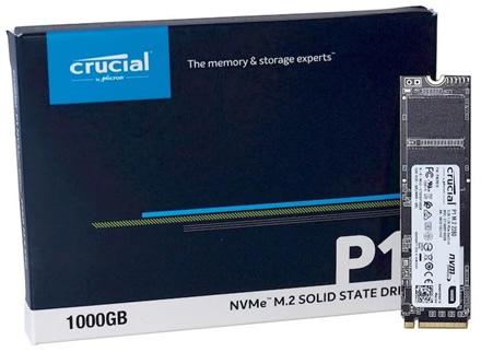 """""""Crucial/Micron"""" metų gale planuoja išleisti PCIe 4.0 x4 SSD"""