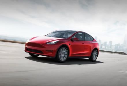 """""""Tesla Model Y"""" © """"Tesla"""""""