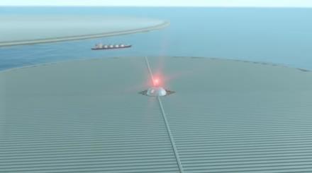 Dirbtinės saulės metanolio salos – mokslininkai siekia sūrų vandenį paversti kuru