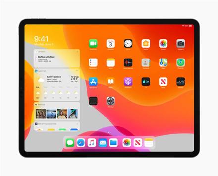 """""""iPad"""" pagaliau atsisakė """"iOS"""" ir gavo nuosavą operacinę sistemą"""