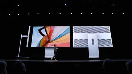 """""""Apple"""" pristatė 4500 eurų kainuojantį monitorių"""