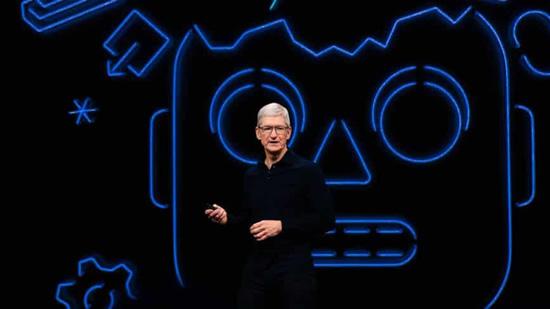 """""""Apple"""" vadovas teigė nebijantis Kinijos atsakomųjų veiksmų"""