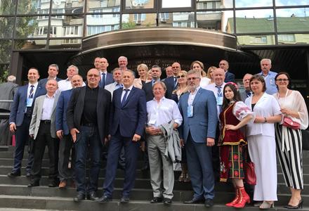 """Trylikos šalių prekybos rūmai sukūrė tarptautinę verslo asociaciją – """"Kijevo klubą"""""""
