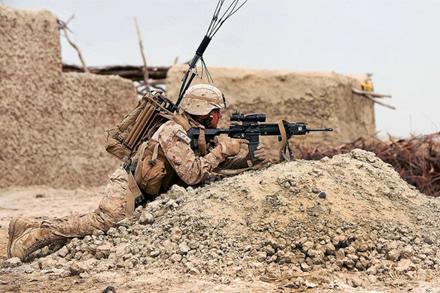 Naujos kartos ginklai bus labai pažangūs, taiklūs ir patikimi. © commons.wikimedia.org