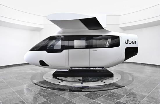 """""""Uber"""" pristatė oro transporto kelionių naujoves"""