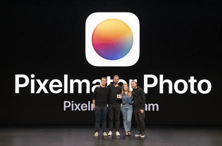 """Bendrovės nuotr. / """"Pixelmator Team"""""""