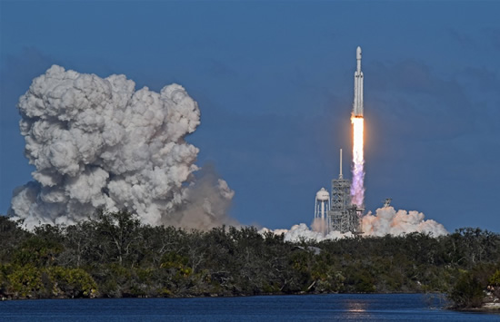 """SpaceX"". Asociatyvi nuotr."