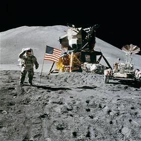 Mėnesis iki išsilaipinimo Mėnulyje metinių: NASA planuose – naujas iššūkis