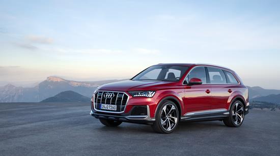 """Pakylėtas į naują lygį: atnaujintas """"Audi Q7"""""""