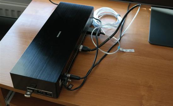 """4K televizoriaus """"Samsung Q90R"""" apžvalga"""