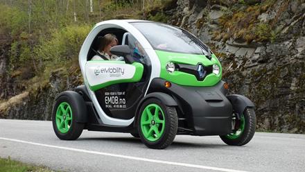 Elektromobiliai privalės būti triukšmingesni