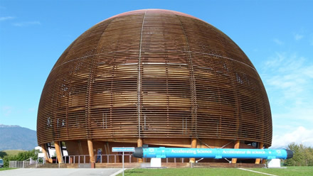 CERN. Asociatyvi nuotr.