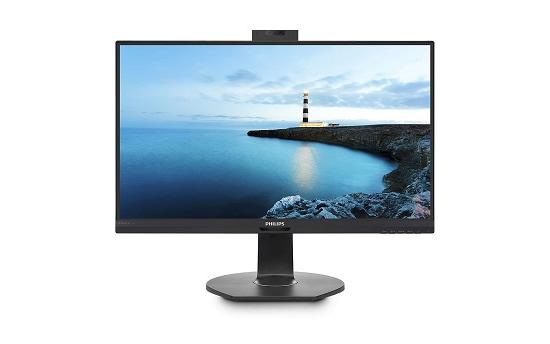"""Philips 272B7QUBHEB"" monitorius: ""CrystalClear Quad HD"" raiška ir ""Ultra Wide-Color"" technologija"