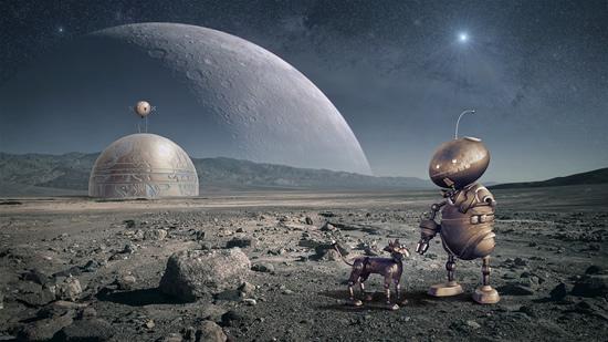 Robotai iš pagrindų pakeis pasaulį, kurį pažįstame