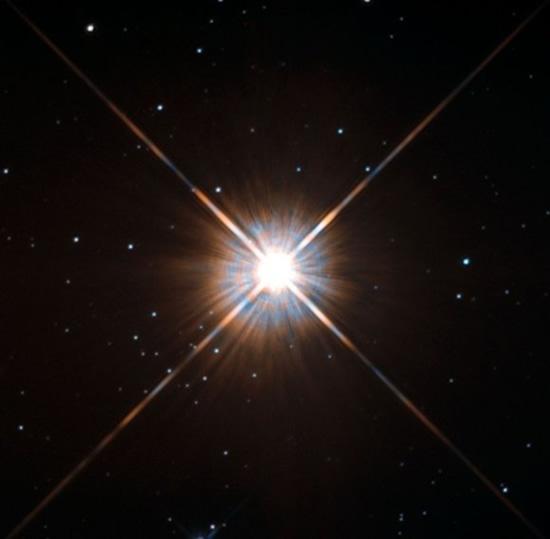 Kentauro Proksima (Proxima Centauri) © NASA nuotr.