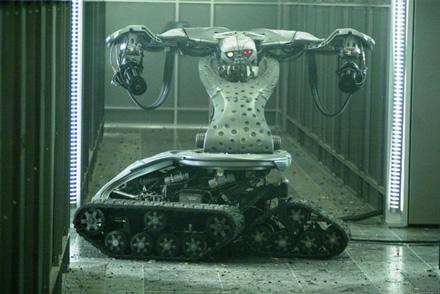 """Kadras iš filmo """"Terminatorius"""""""