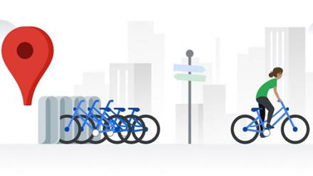 """""""Google Maps"""" pasipildė dar viena funkcija: patiks dviratininkams"""