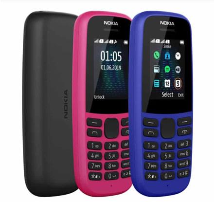 """""""Nokia 105 (2019)"""""""