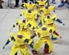Kinijoje susitiko naujausi ir moderniausi robotai