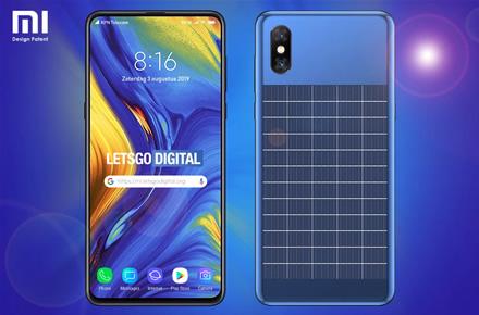 """""""Xiaomi"""" užpatentavo unikalų išmaniojo telefono dizainą"""