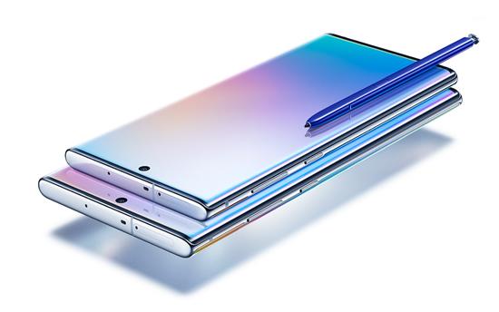"""""""Samsung"""" pristatė naujausią flagmaną """"Galaxy Note10"""""""