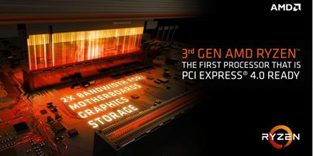 AMD panaikino PCIe 4.0 palaikymą 300/400 serijos pagrindinėse plokštėse