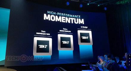"""AMD jau sukūrė """"Zen 3"""" architektūrą, dabar dirba prie """"Zen 4"""""""