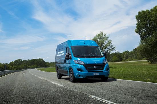 """Fiat Ducato Electric"" Europos rinkose bus pristatytas jau 2020 m."
