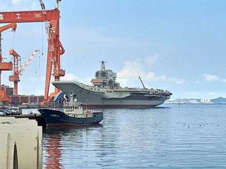 """""""Type 001A"""" vis susiduria su techninėmis problemomis © commons.wikimedia.org"""