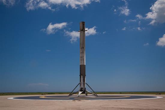 """SpaceX"" raketa. Asociatyvi nuotr."