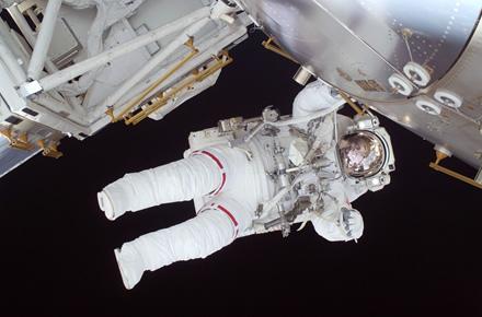 NASA tiria galimai pirmąjį nusikaltimą kosmose