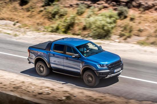 """Pagaliau ir Lietuva gali pasilinksminti: jau galima užsisakyti """"Ford Ranger Raptor"""""""