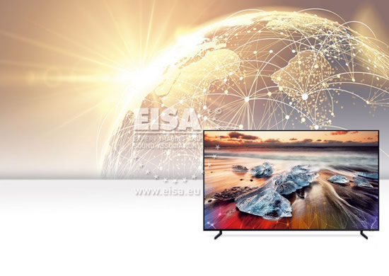 "Geriausias 8K televizorius 2019-2020: ""SAMSUNG QE82Q950R"""