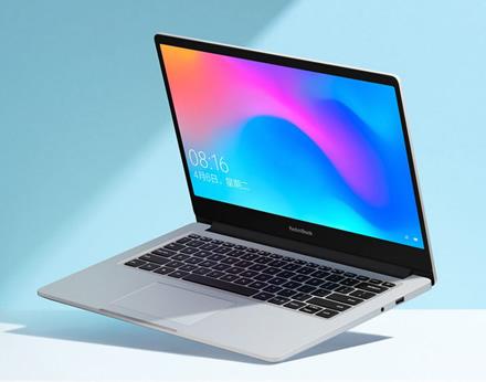 """""""RedmiBook 14"""" – prieinamas nešiojamas kompiuteris su naujos kartos """"Intel"""" procesoriumi"""