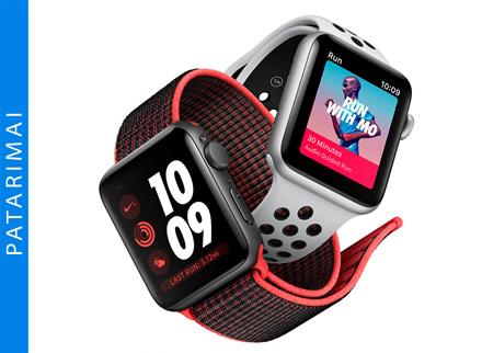 """27 patarimai naujiems """"Apple Watch"""" naudotojams"""