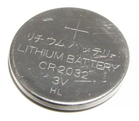 Daugeliui pažįstama ličio metalo baterija. ©commons.wikimedia.org