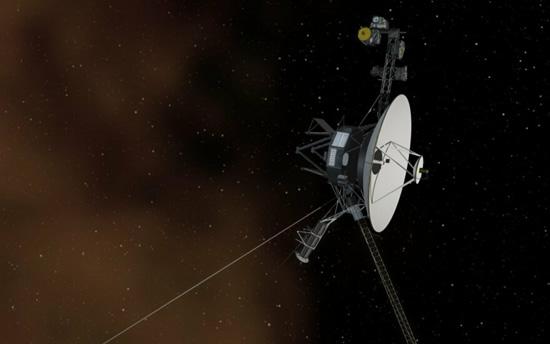 """""""Voyager"""" © NASA"""