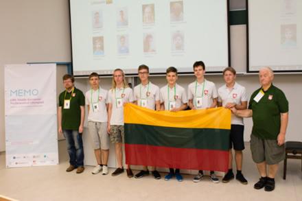 Vidurio Europos matematikos olimpiadoje Lietuvos mokiniams – du bronzos medaliai