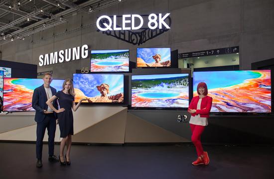 """IFA 2019: 50-metį švenčianti """"Samsung Electronics"""" pristatė aibę naujienų"""