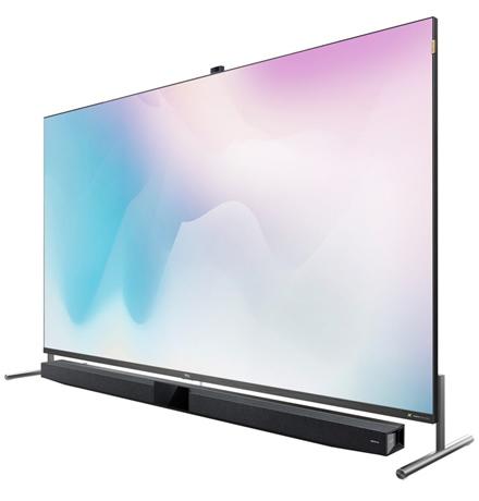 IFA 2019 parodoje TCL pademonstravo 8K QLED ir Mini LED televizorius