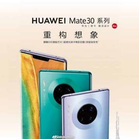 """Sankcijų pasekmės: """"Huawei Mate 30"""" neturės """"Google"""" aplikacijų, Lietuvoje jo teks palaukti"""